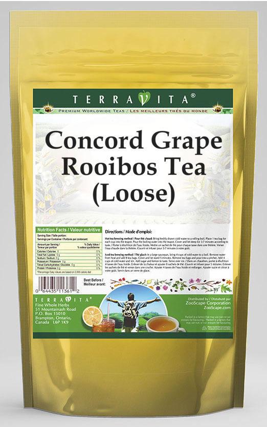 Concord Grape Rooibos Tea (Loose)