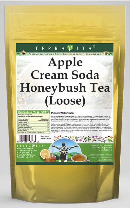 Apple Cream Soda Honeybush Tea (Loose)