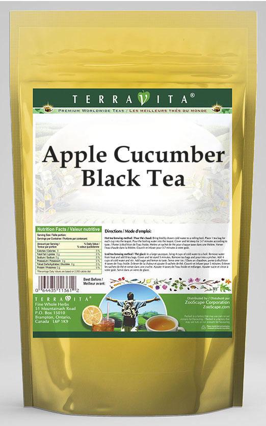 Apple Cucumber Black Tea
