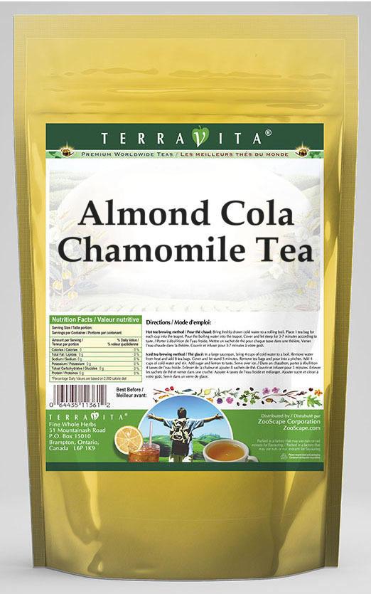 Almond Cola Chamomile Tea