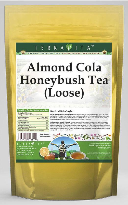 Almond Cola Honeybush Tea (Loose)