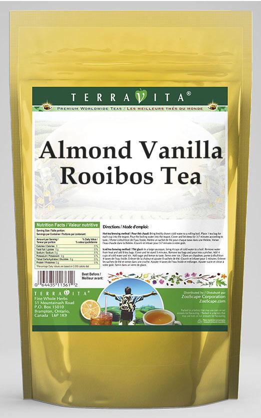 Almond Vanilla Rooibos Tea