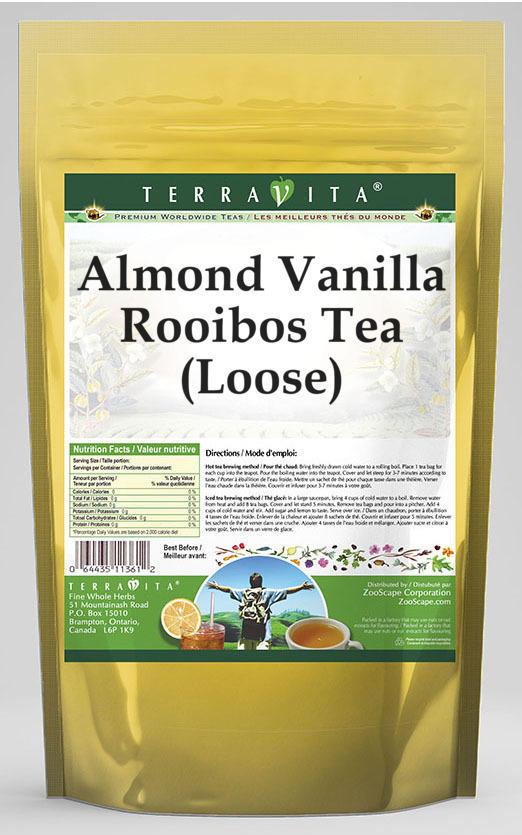 Almond Vanilla Rooibos Tea (Loose)