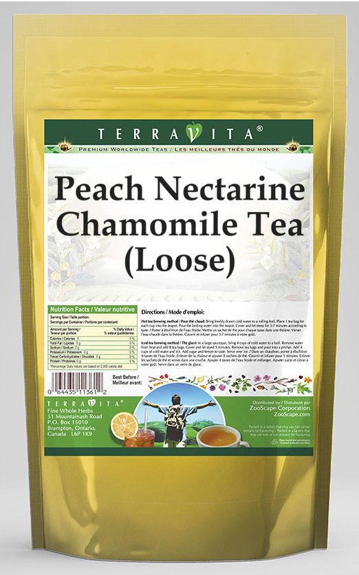 Peach Nectarine Chamomile Tea (Loose)