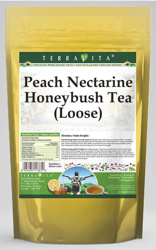 Peach Nectarine Honeybush Tea (Loose)