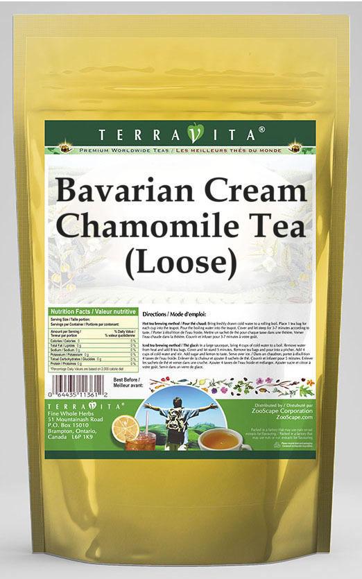 Bavarian Cream Chamomile Tea (Loose)