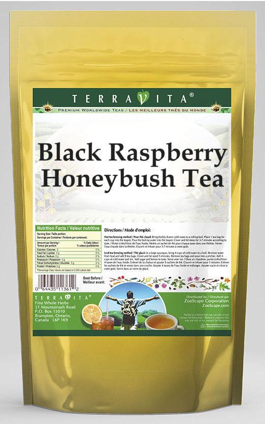 Black Raspberry Honeybush Tea