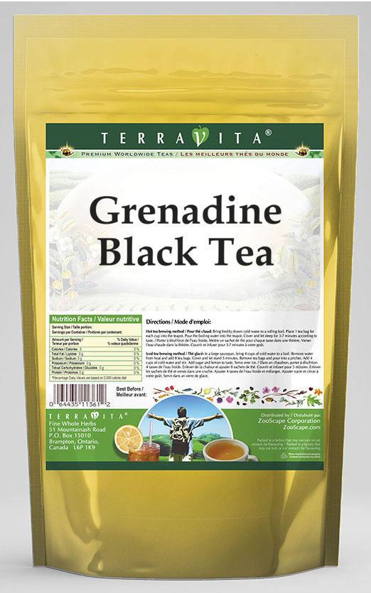 Grenadine Black Tea