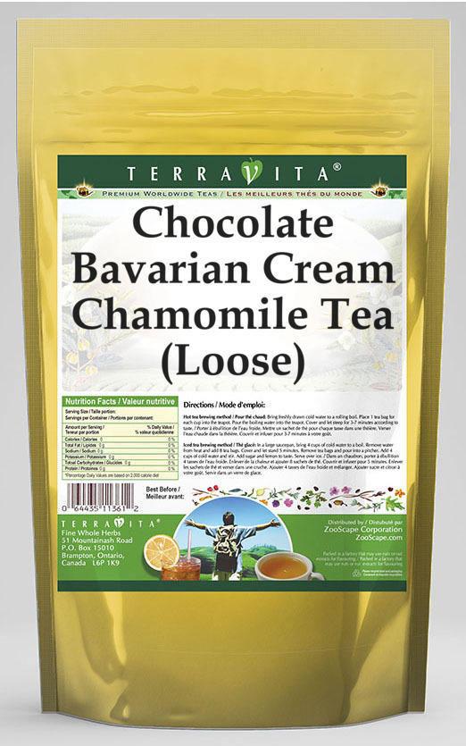 Chocolate Bavarian Cream Chamomile Tea (Loose)