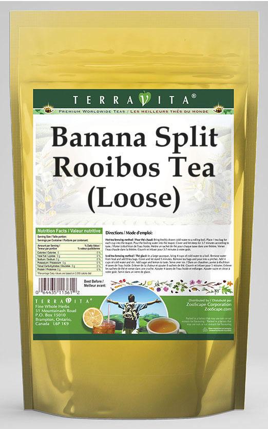 Banana Split Rooibos Tea (Loose)