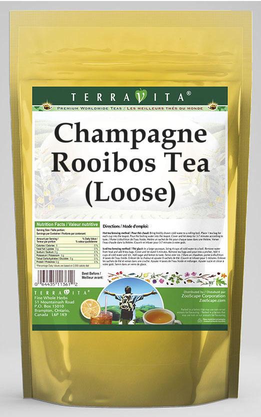 Champagne Rooibos Tea (Loose)