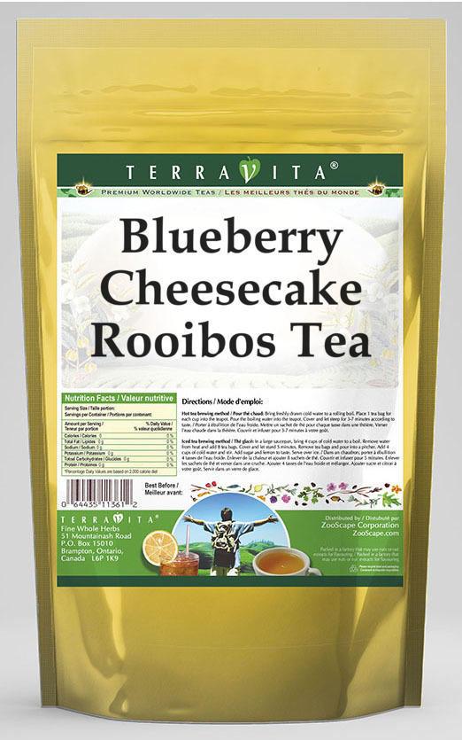 Blueberry Cheesecake Rooibos Tea