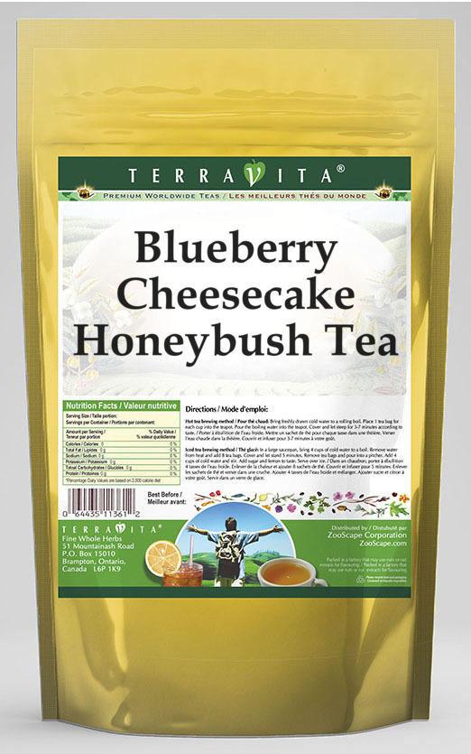 Blueberry Cheesecake Honeybush Tea