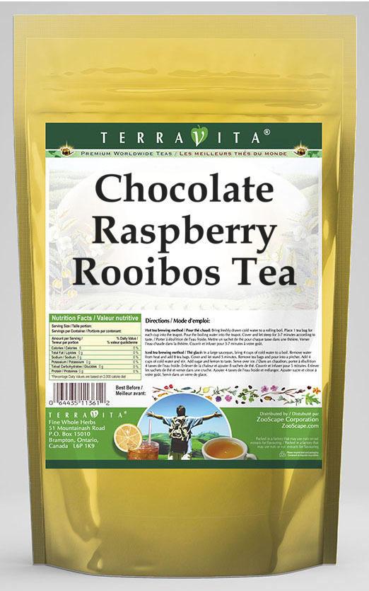 Chocolate Raspberry Rooibos Tea