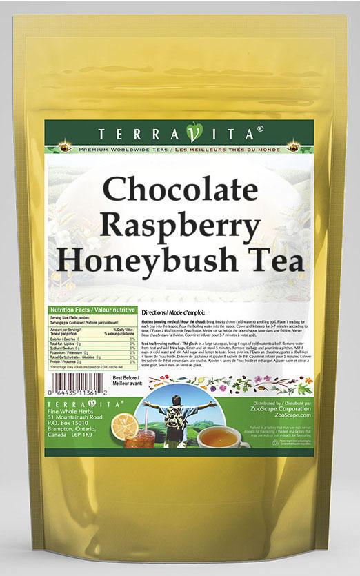 Chocolate Raspberry Honeybush Tea