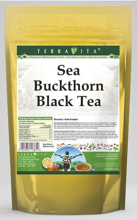 Sea Buckthorn Black Tea