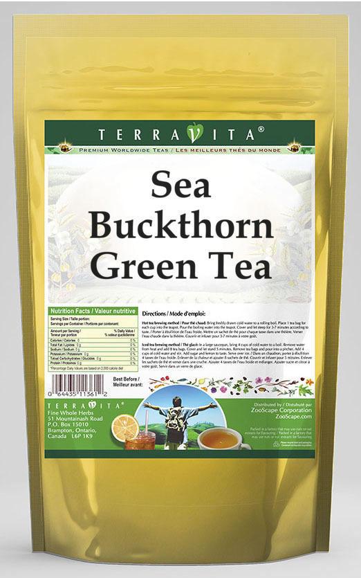 Sea Buckthorn Green Tea