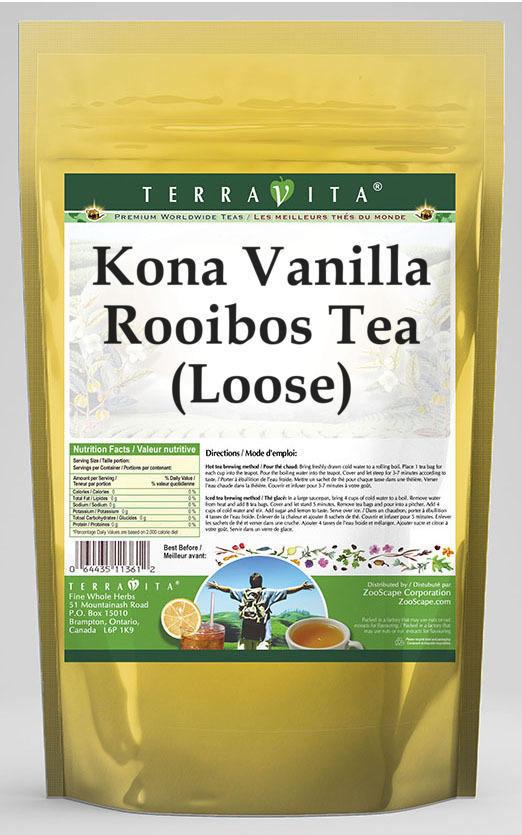 Kona Vanilla Rooibos Tea (Loose)