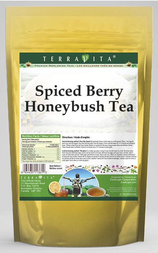 Spiced Berry Honeybush Tea