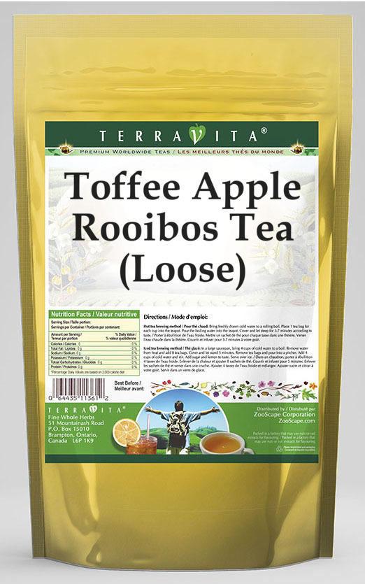 Toffee Apple Rooibos Tea (Loose)