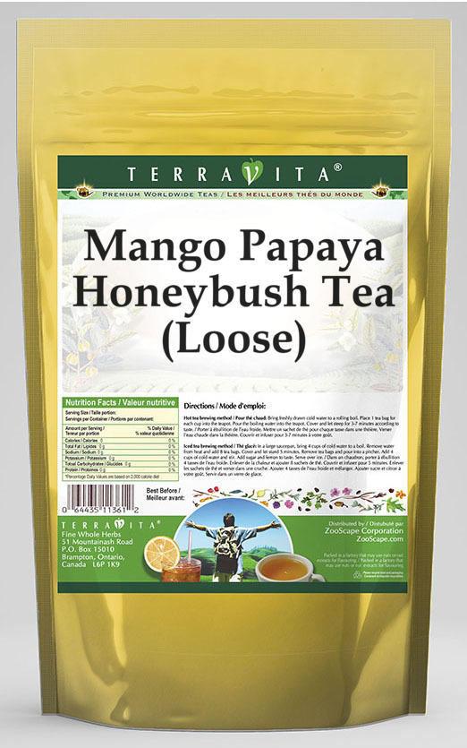 Mango Papaya Honeybush Tea (Loose)