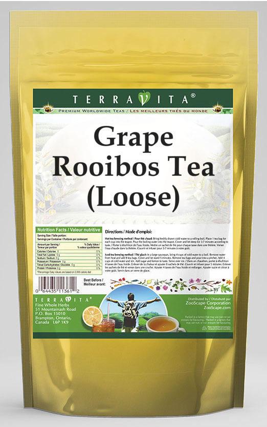Grape Rooibos Tea (Loose)