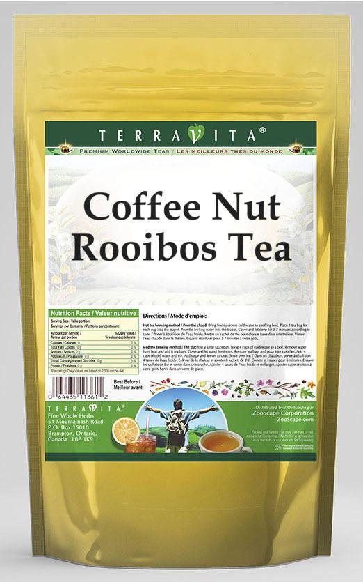 Coffee Nut Rooibos Tea