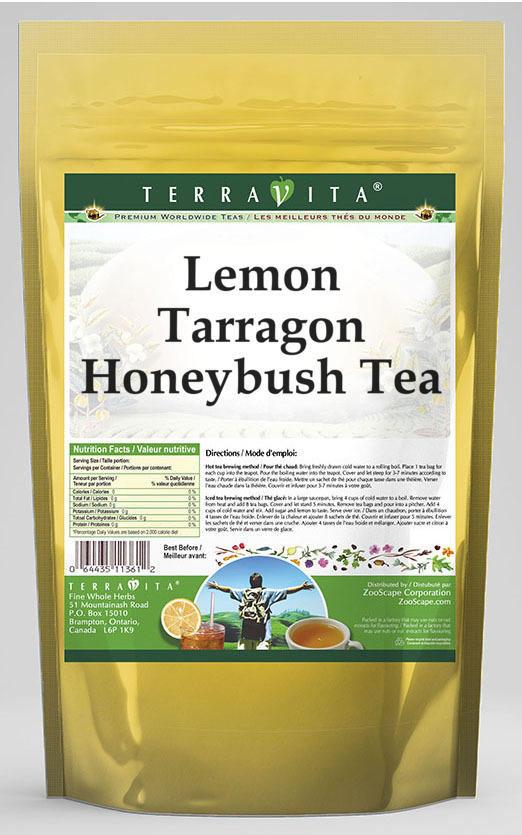 Lemon Tarragon Honeybush Tea