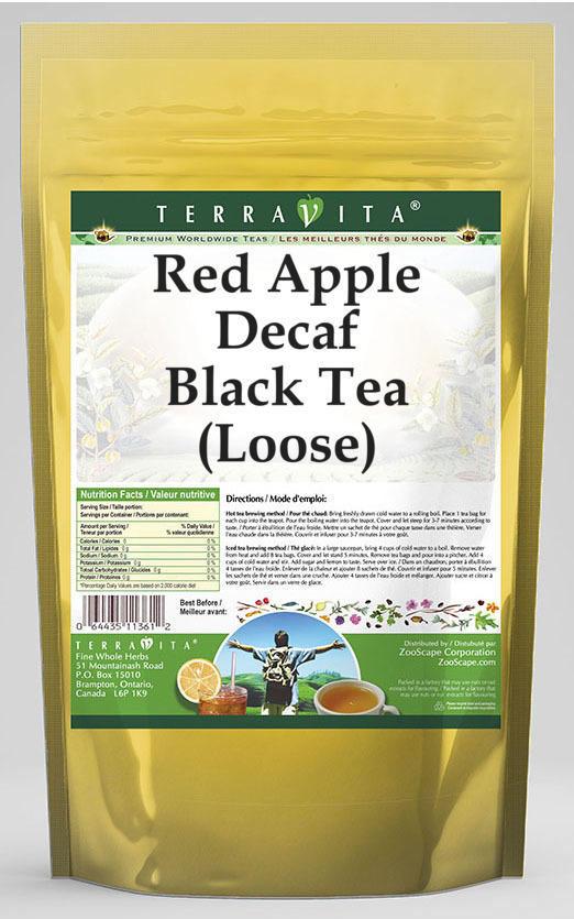 Red Apple Decaf Black Tea (Loose)