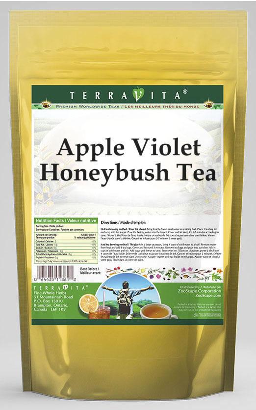 Apple Violet Honeybush Tea