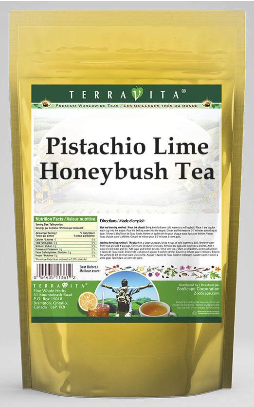 Pistachio Lime Honeybush Tea