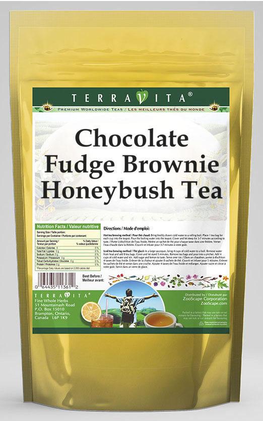 Chocolate Fudge Brownie Honeybush Tea