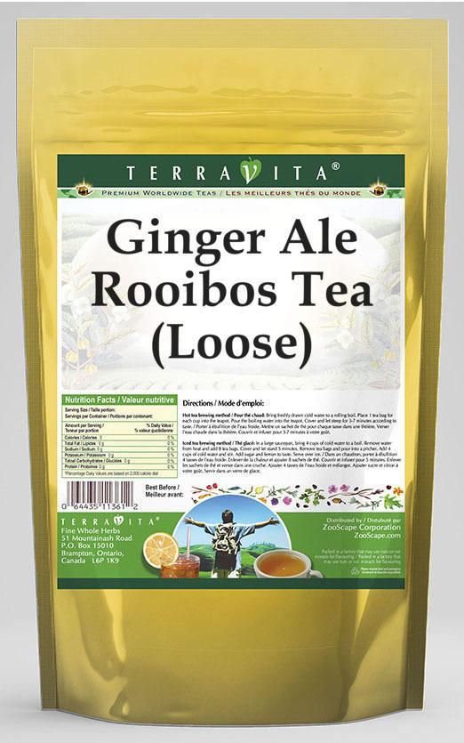 Ginger Ale Rooibos Tea (Loose)