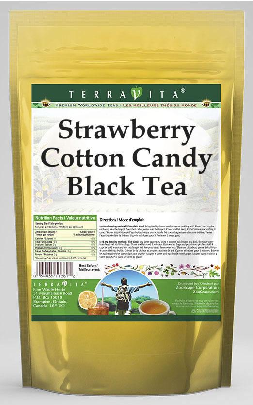 Strawberry Cotton Candy Black Tea