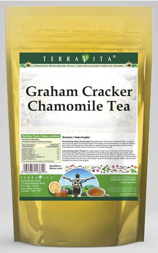 Graham Cracker Chamomile Tea