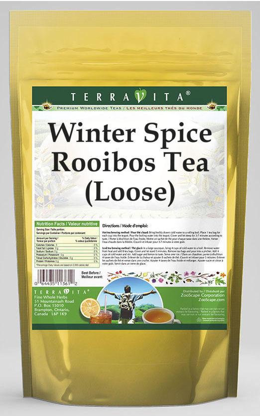 Winter Spice Rooibos Tea (Loose)