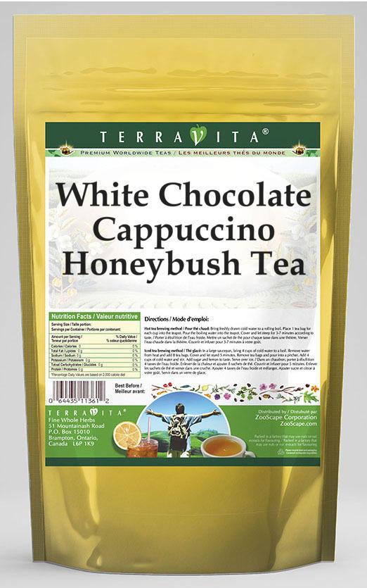 White Chocolate Cappuccino Honeybush Tea