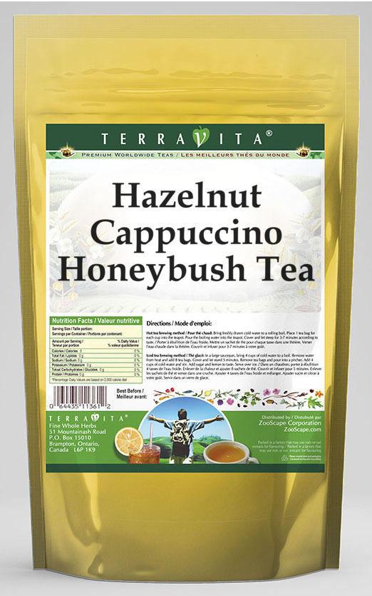 Hazelnut Cappuccino Honeybush Tea