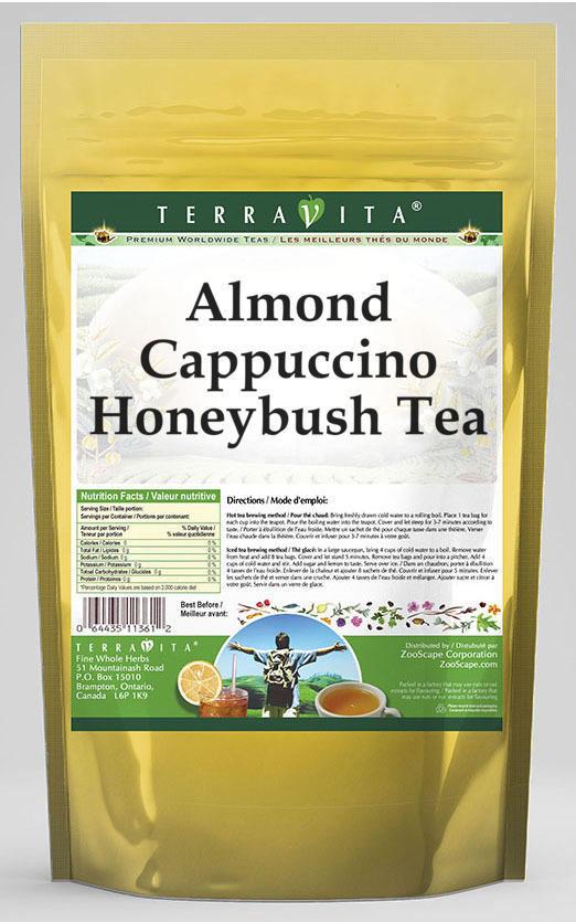 Almond Cappuccino Honeybush Tea
