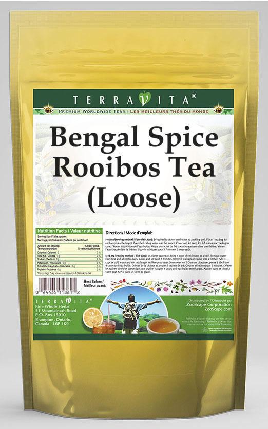 Bengal Spice Rooibos Tea (Loose)