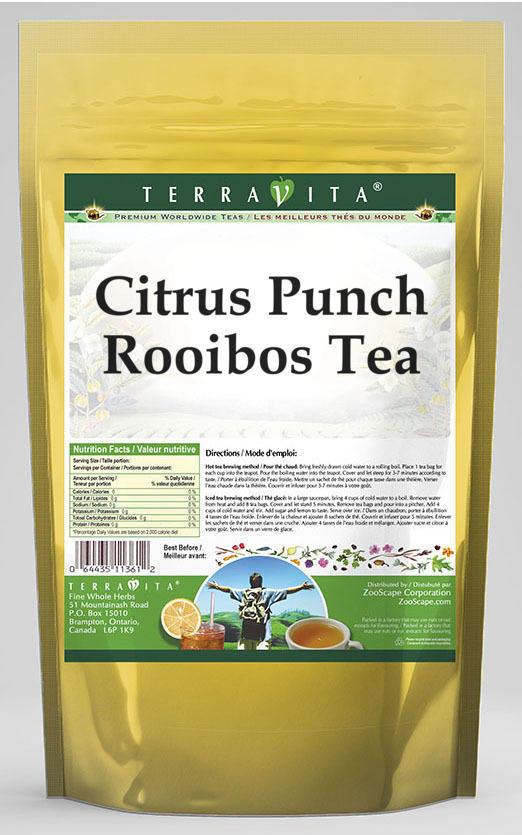 Citrus Punch Rooibos Tea