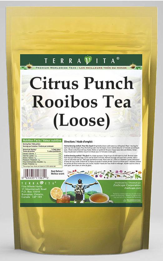 Citrus Punch Rooibos Tea (Loose)