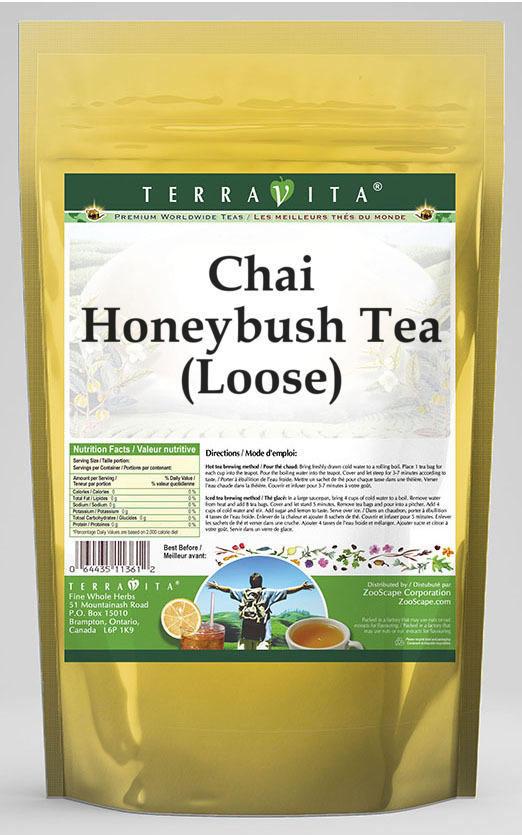 Chai Honeybush Tea (Loose)