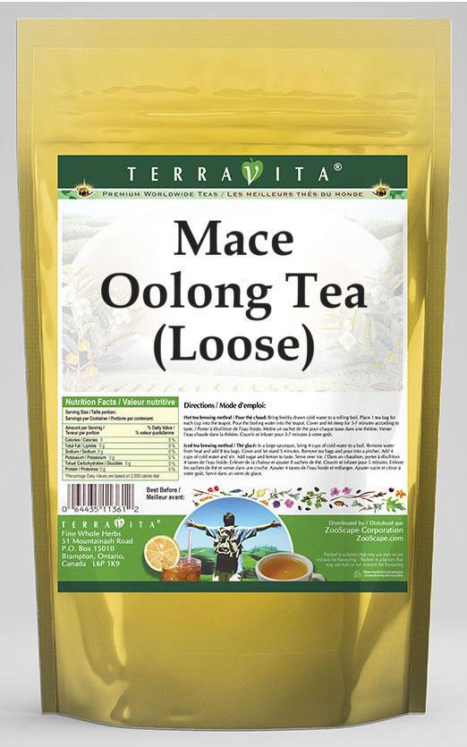 Mace Oolong Tea (Loose)