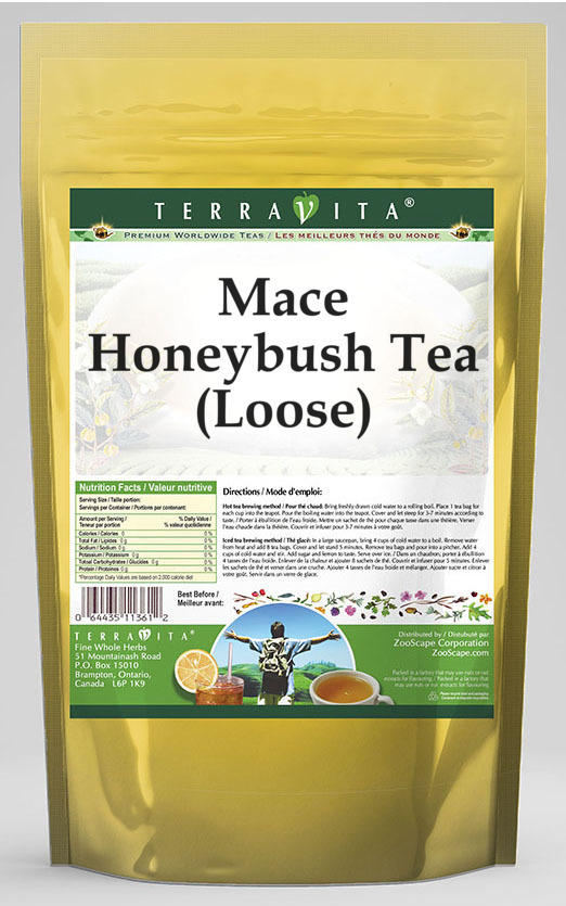 Mace Honeybush Tea (Loose)