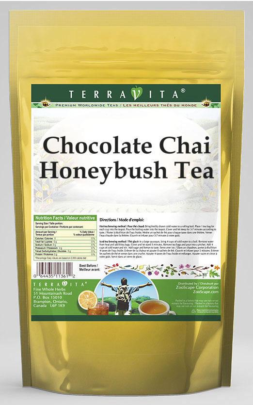 Chocolate Chai Honeybush Tea