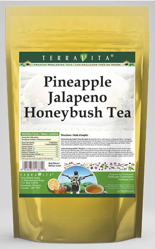 Pineapple Jalapeno Honeybush Tea