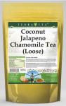 Coconut Jalapeno Chamomile Tea (Loose)
