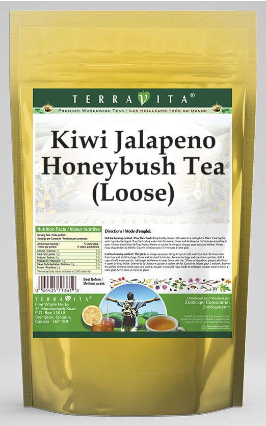 Kiwi Jalapeno Honeybush Tea (Loose)