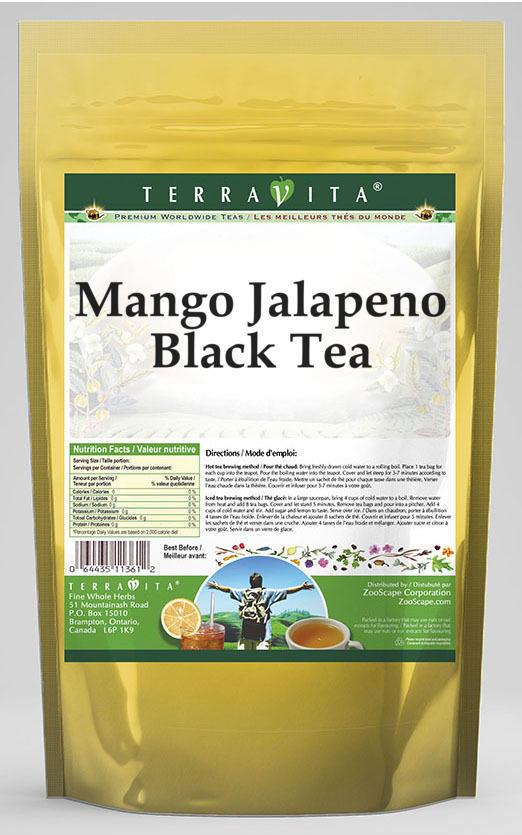 Mango Jalapeno Black Tea